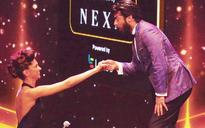 Watch: Not for Ranveer Singh, Deepika Padukone goes down on her knees for Fawad Khan at IIFA 2016