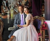 Newly-wed Mandelas true South Africans