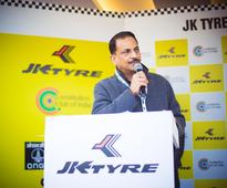 JK Tyre Engages Parliamentarians and Dignitaries with the CCI Car Rally