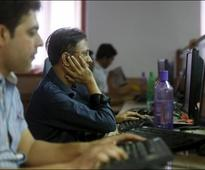 Equity markets close on a flat note