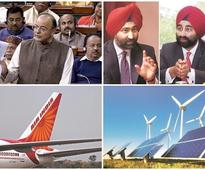 News digest: LTCG tax, Air India loss, renewable energy projects, and more
