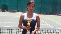 Indore: Mahak Jain qualifies for $10,000 Madrid tournament