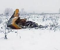 Russia hunts for clues amid snow after fatal plane crash claims 71 lives