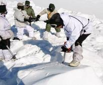 Siachen avalanche: 35 feet under snow for 5 days, air pocket kept him alive