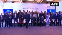 WEF 2018: PM Modi meets Indian CEOs with 'together we can' message