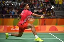 Olympics: India's Srikanth advances, Saina crashes out