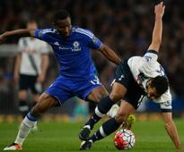 Spurs' Dembele charged over Costa 'eye-gouge'