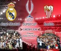 Serbian Mazic to referee Real-Sevilla UEFA Super Cup final