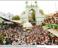 Urs: Dargah region springs to life, heat no deterrent