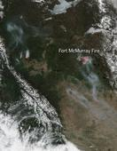 Update of Fort McMurray wildfire: May 16
