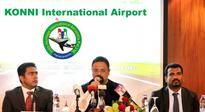 International Airport at Konni - Kerala,...