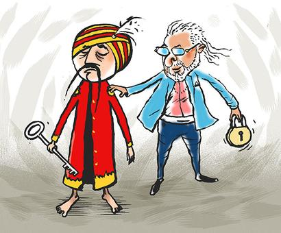 Oh, to be in Mallya's shoes!