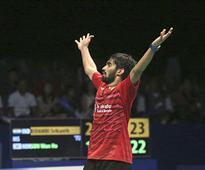 Kidambi Srikanth Says Next Aim is to Win World Championship