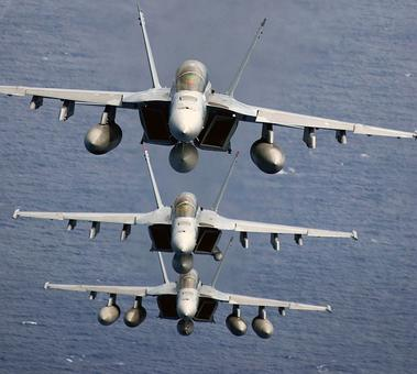 Boeing to build Super Hornets in India