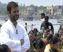 Rahul Gandhi to lead march in Patna today