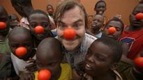 Jack Black bounces back for Red Nose Day: 'It feels great' to help kids