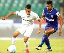 NEUFC snatch a point from Chennaiyin FC
