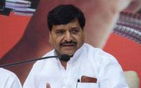 Shivpal turns Agra's Ram Barat into a political platform, appeals for vote