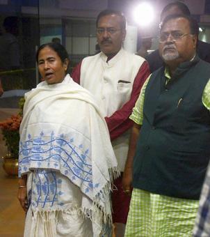 CBI arrests Sudip Bandopadhyay, Didi cries foul; BJP office attacked