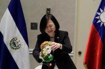 El Salvador to strengthen ties with Taiwan during Tsai's visit