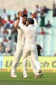 Mathews lauds India's pace battery