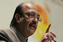 I have held my tongue (about Akhilesh Yadav) as he is Mulayam Singh Yadav's son: Amar Singh