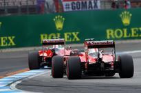 Raikkonen: Ferrari just not fast overall