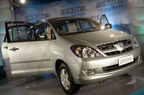 Toyota unveils the new Innova
