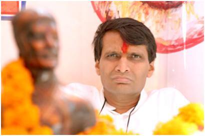 BJP fields Prabhu from AP, Akbar, Sahasrabuddhe also on RS list