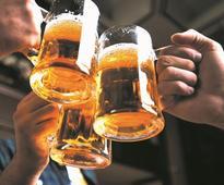 Liquor stocks gain; GM Breweries, Associated Alcohols soar over 10%