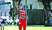 Sufyan to brush shoulders with world's top cricketers