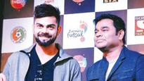 AR Rahman: I had heard extraordinary things about Virat..