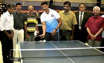 State table tennis championship on