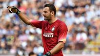 Report: Guardiola's City target Handanovic?