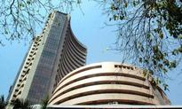 Sensex up as banking stocks gain ahead of earnings