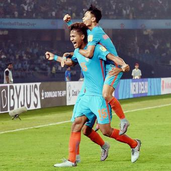 Meet Jeakson Singh, India's first goal-scorer at a FIFA World Cup competition