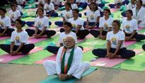 Yoga Day: Over 1 lakh programmes, 10 mega events to mark the occasion