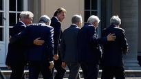 EU founders meet to discuss Brexit