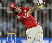 Maxwell, Miller's blitz cruise Kings XI Punjab to 7-wicket victory over Rajasthan Royals