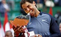 Nadal downs Monfils for 9th Monte Carlo Masters title