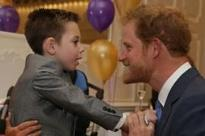 Family will treasure Prince Harry's reunion with terminally ill Ollie Carroll 'forever'