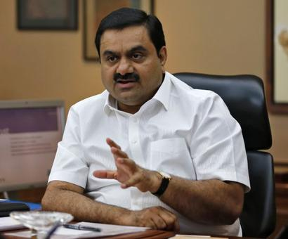 Adani's coal project in Australia moves ahead with final okay
