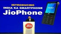 Free voice not enough, Ambani wants free phone to Jio democratic digital culture