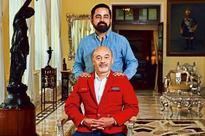 Christian Louboutin: Sabyasachi and I are street-wise survivors