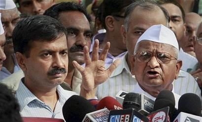 Anna is back! Social acitivist points out pitfalls in AAP's Janlok Bill