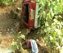 Woman, daughter killed as Tavera falls off bridge