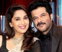 Madhuri excited to team up with Anil Kapoor after 17 yrs