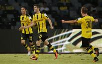 Pulisic's last-gasp goal rescues draw for Dortmund