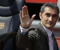 La Liga: Barcelona's newly appointed coach Ernesto Valverde vows to 'revisit' tiki