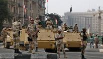 Islamic State attacks kill at least 15 soldiers in Egypt`s Sinai